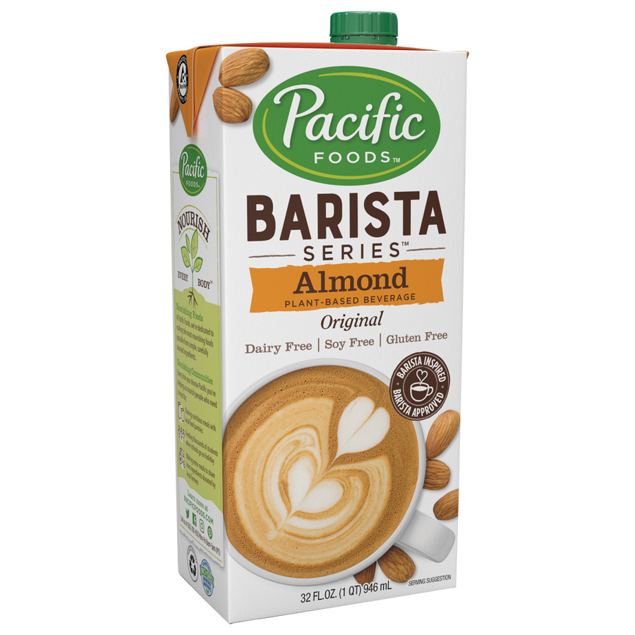 Pacific Foods - Barista Series - Almond