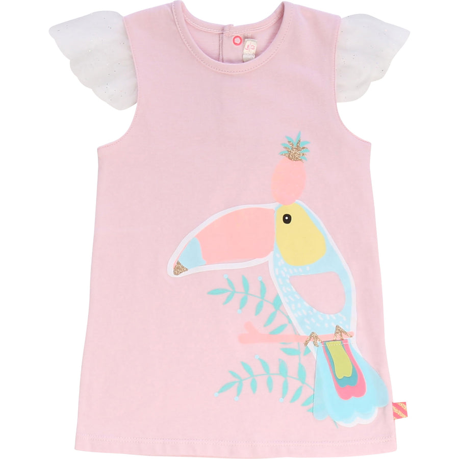 Billieblush - Toucan & pineapple dress