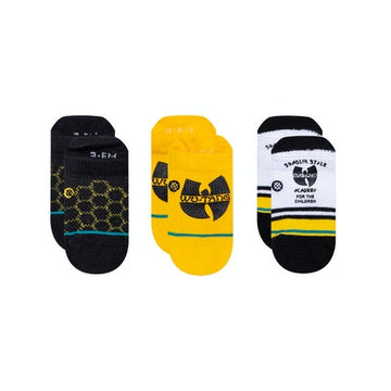 Stance Kids - Wu Tang 3 pack
