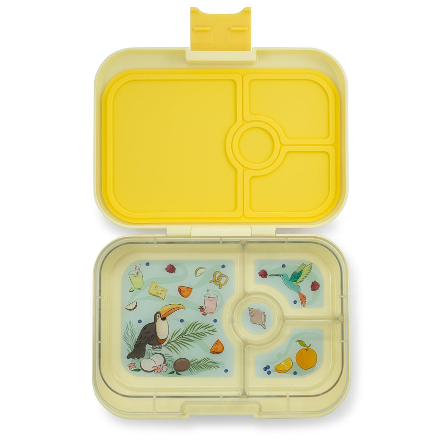 Yumbox - Panino - 4 Compartment - Starburst Yellow