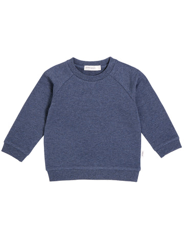Miles Baby - Basics - Sweatshirt - Royal