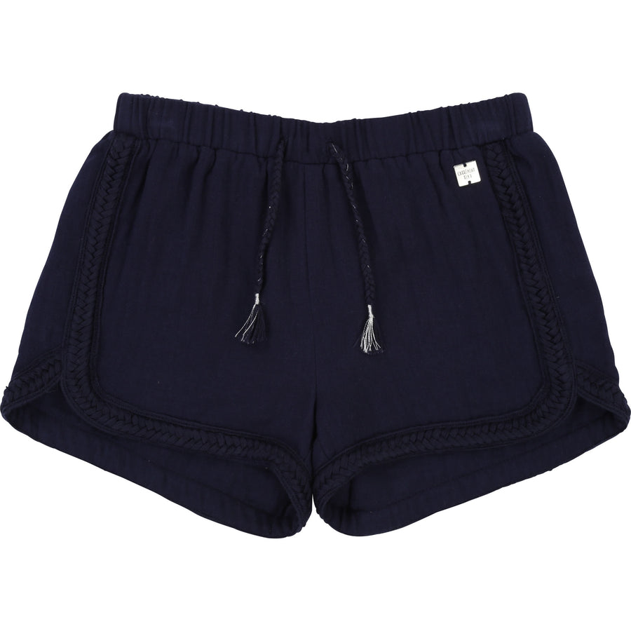 Carrement Beau - Navy Casual Shorts