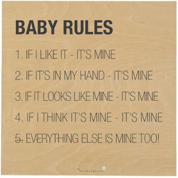 Baby Rules