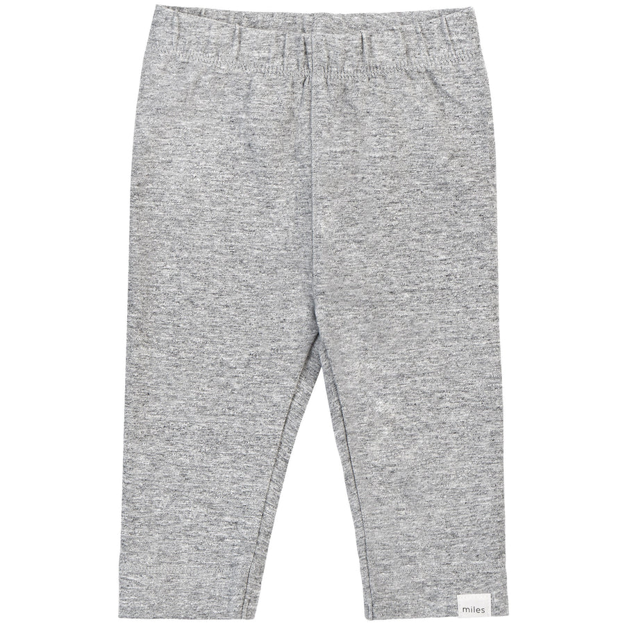 Miles Baby - Basic Leggings (Grey)