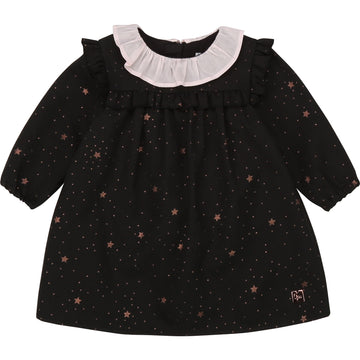 Carrement Beau - Black Star Dress