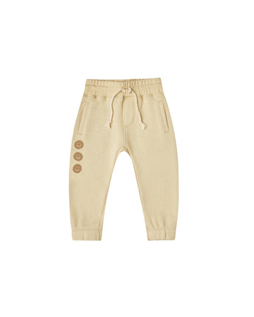 Jogger Pant - Butter