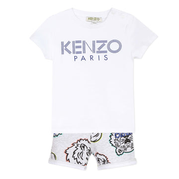 Kenzo - Jalel - 2 piece t-shirt and short