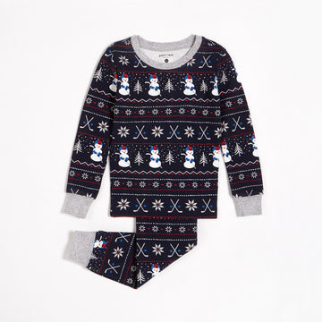 Petit Lem - 2Pc set long sleeve - Snow day