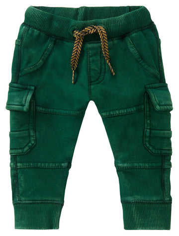 Noppies - Trouser Bisho - Farm green