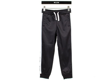 WLKN - Junior Logan Track Pants - Black