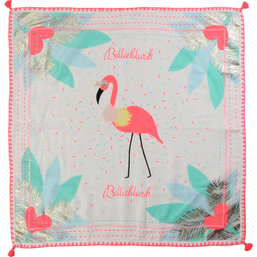 Billieblush - Flamingo scarf