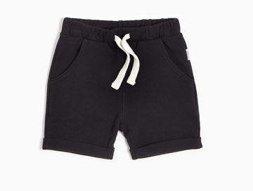 Miles baby - Basic Shorts (Black)
