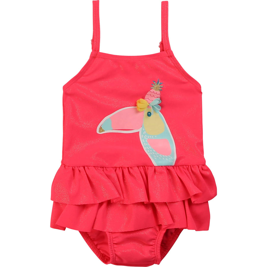 Billieblush - Toucan swimsuit
