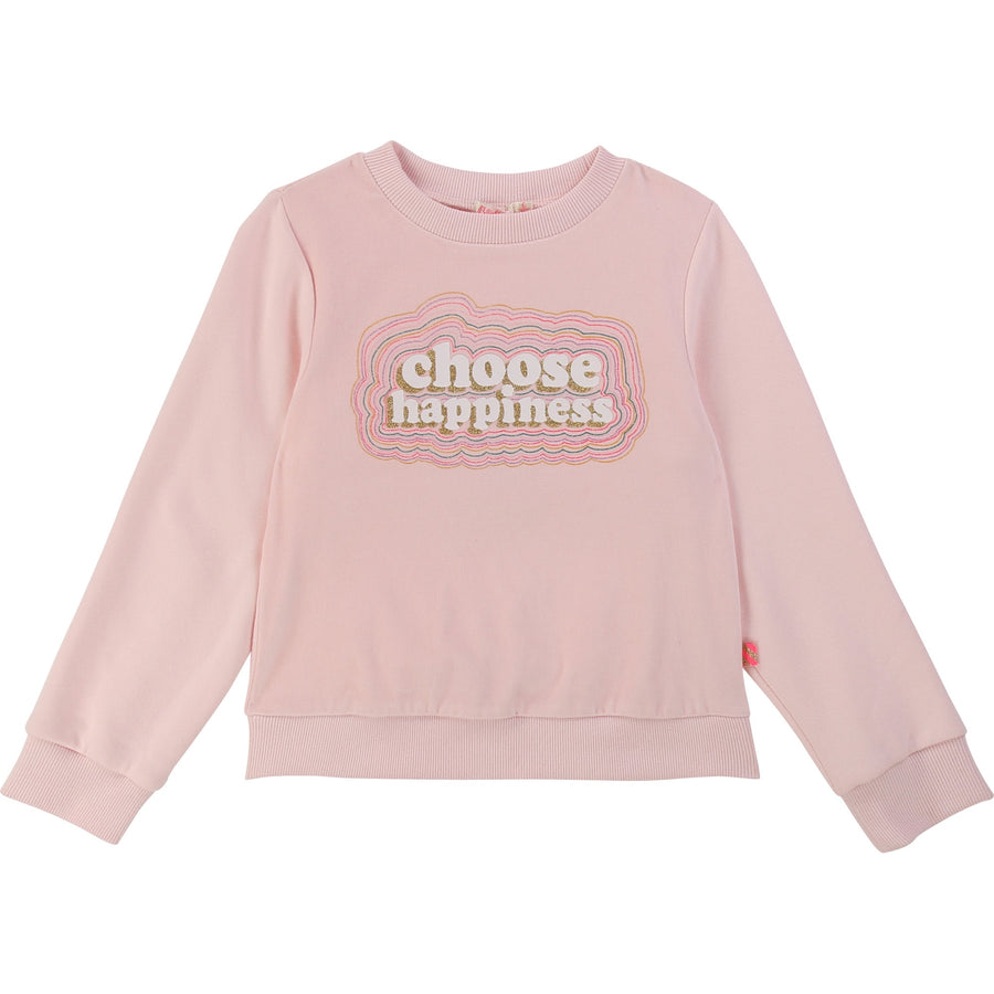 Billie Blush - Choose Happiness Pullover