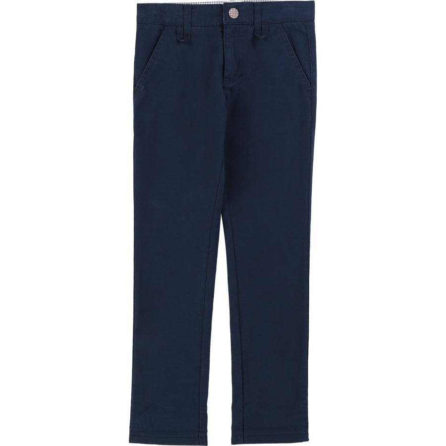 Carrement Beau - classic trousers (Navy)