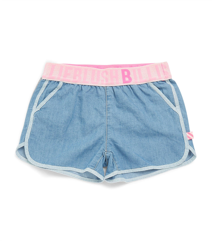 Thick Logo Billie Shorts