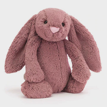 Jellycat - Bashful Medium Dusty Pink Bunny
