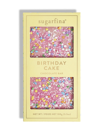Sugarfina - Birthday cake chocolate bar