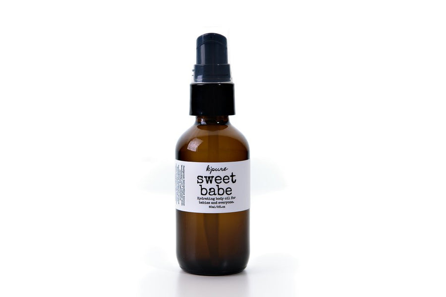K'PURE Naturals - Sweet Babe Oil
