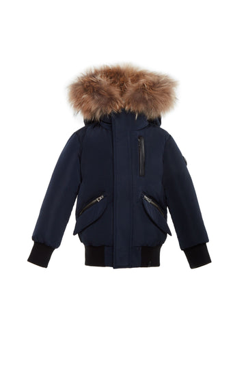 Rudsak - Stephan Mini Down Bomber - Navy