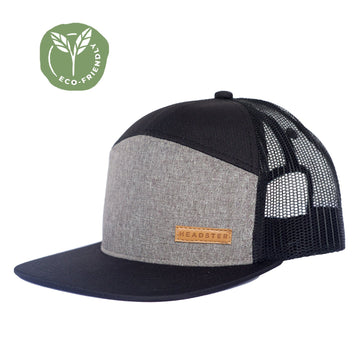 Headster-City Grey Snapback