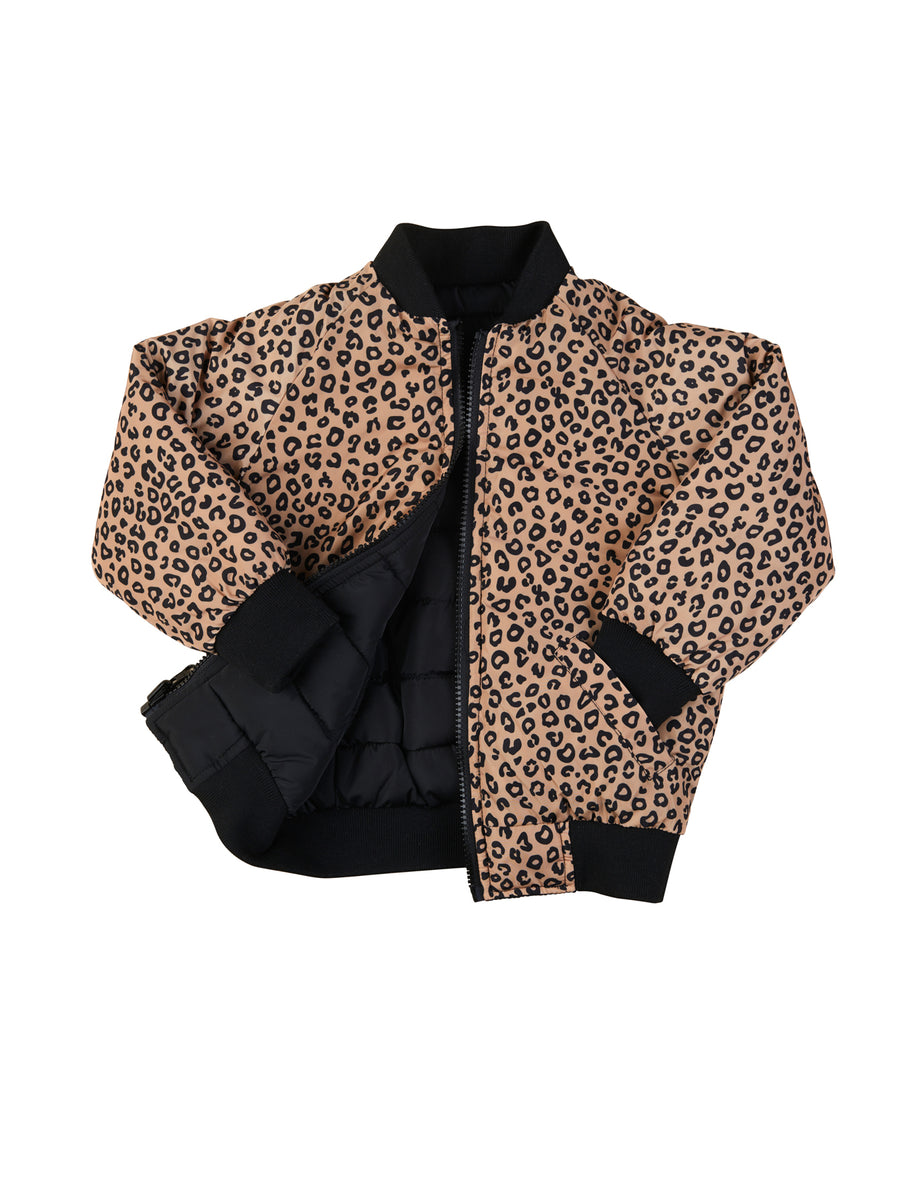 HuxBaby - Animal Reversible Bomber