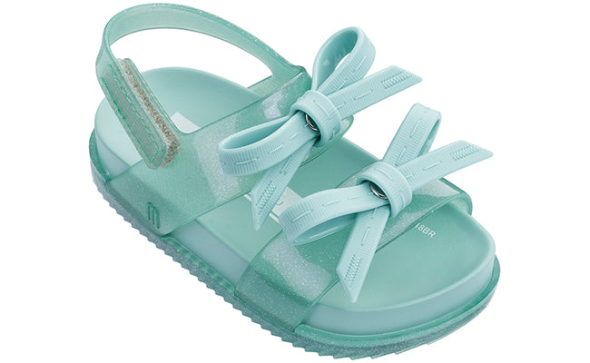 MINI MELISSA - COSMIC SANDAL (GREEN)