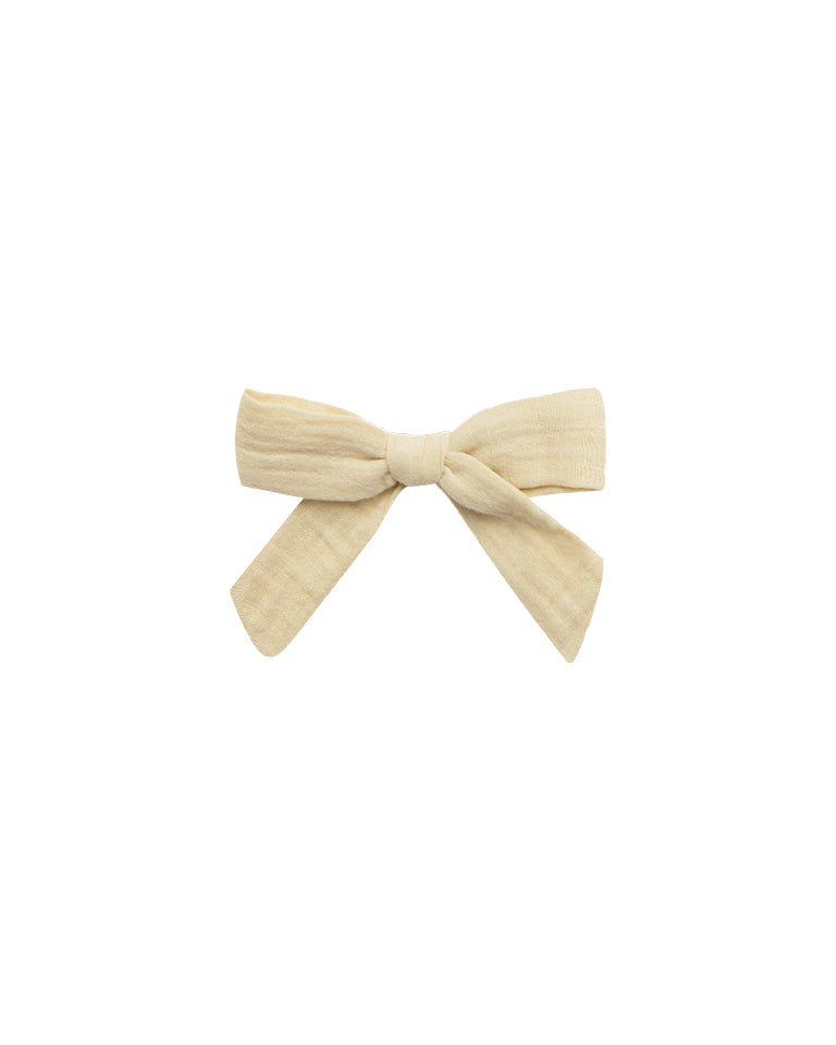 Rylee & Cru -Bow with Clip Backing