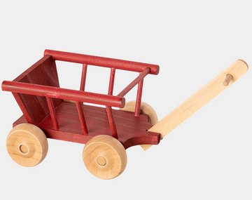 Maileg - Wagon (red)