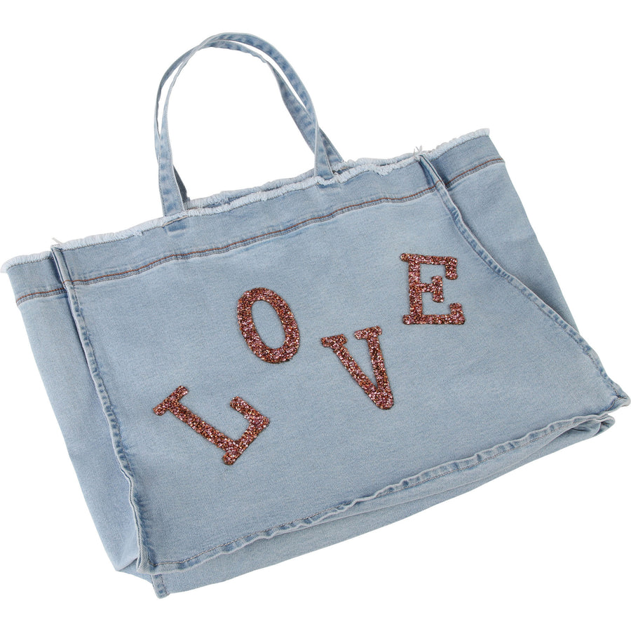 Billieblush - Love Denim Bag