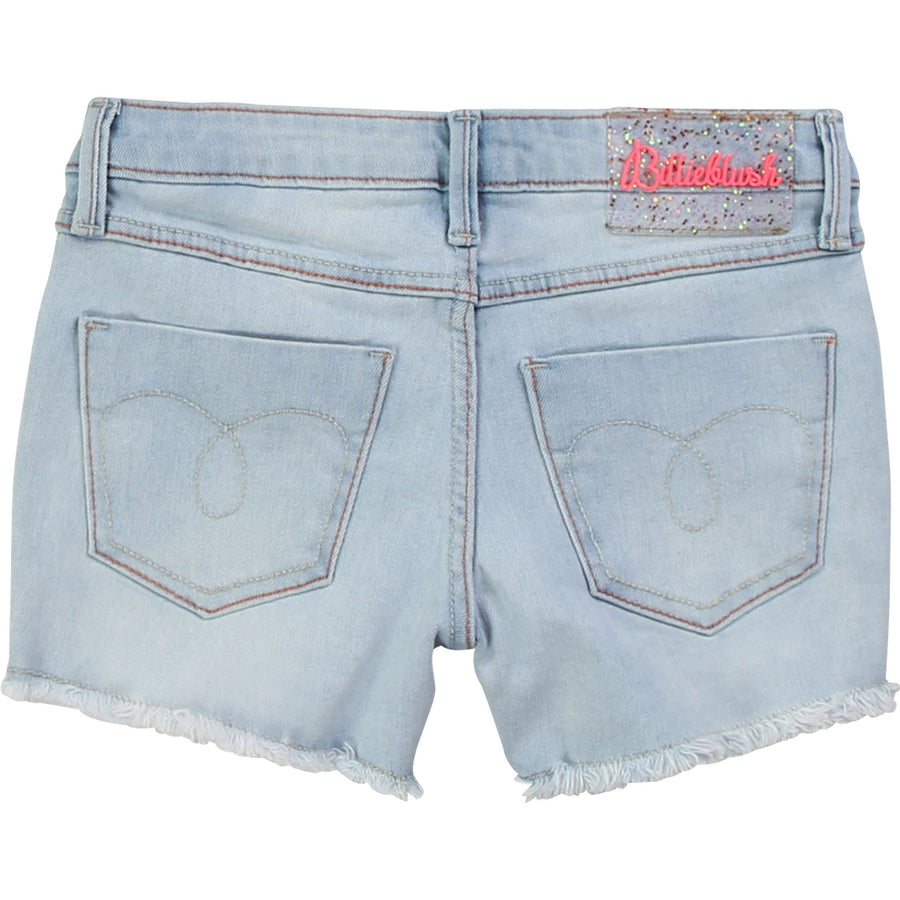 Billieblush - Love Denim shorts