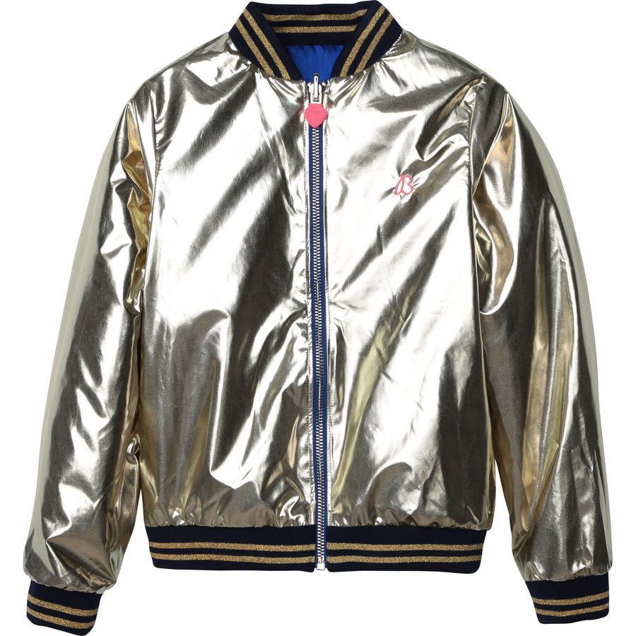 Billieblush - Reversible Bomber Jacket