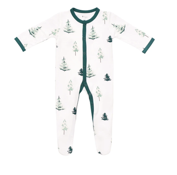 Kyte Baby - Printed footie - Tree