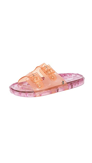 Mini Melissa - Wide Sandal