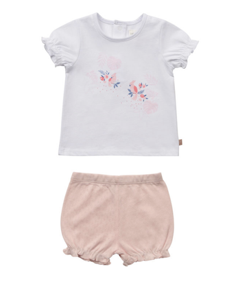 Carrement Beau - 2pc Tee/Short set