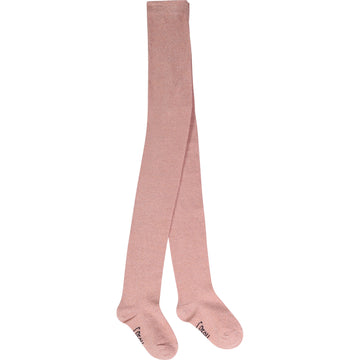 Carrement Beau - Sparkle Pink Tights