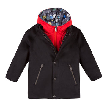 Paul Smith Wool + Puffer