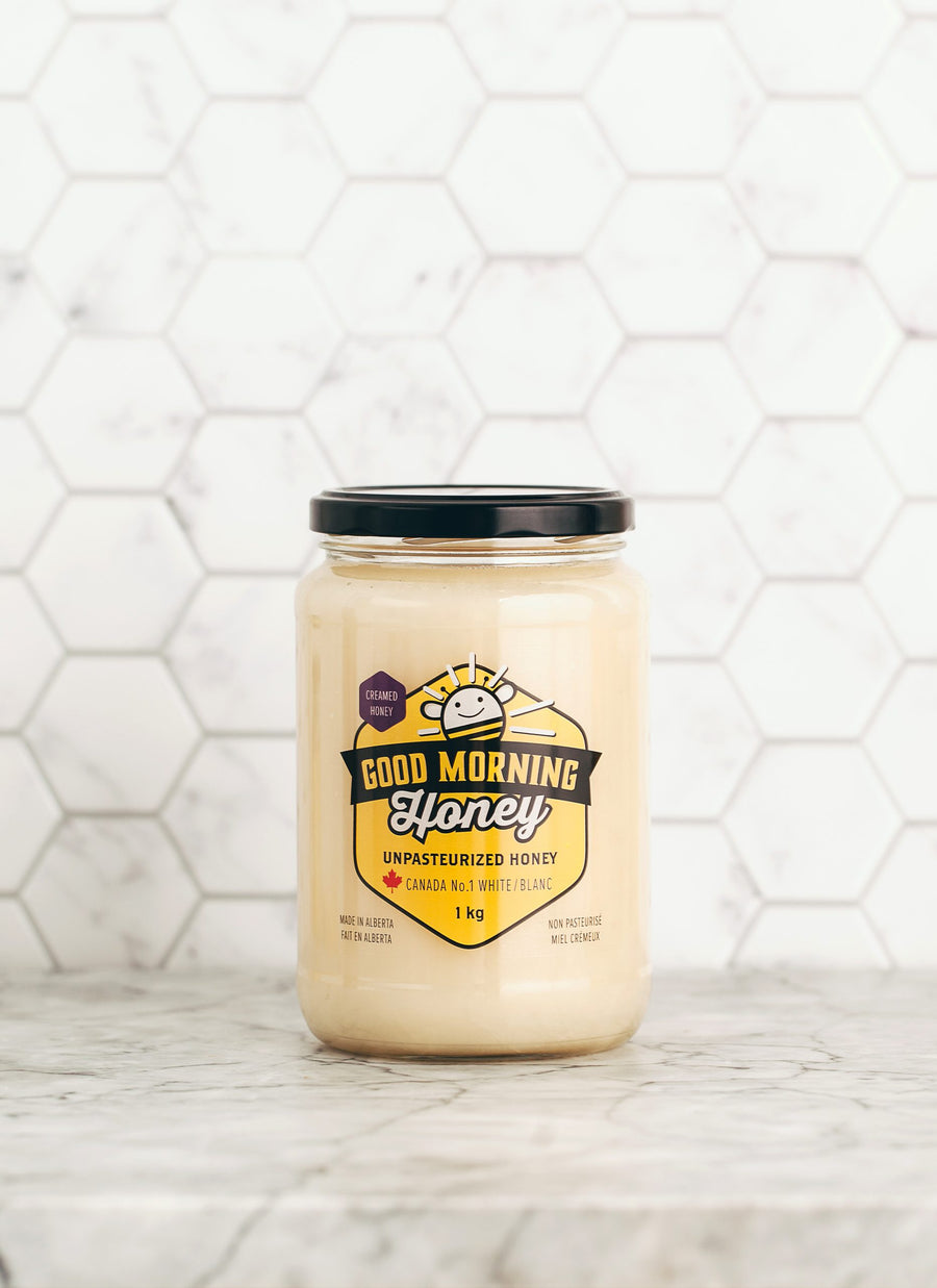 Good Morning Honey - Creamed Honey 1KG
