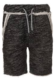 Appaman - Brighton Short (Black Melange)
