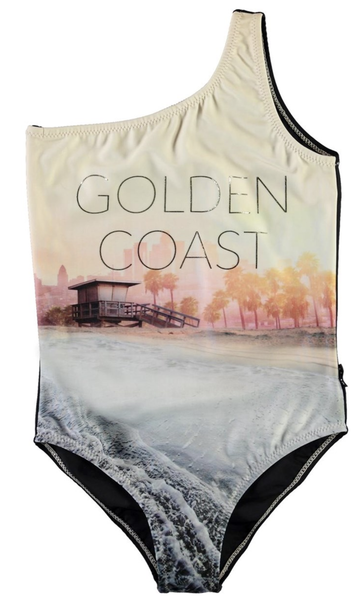 Molo - Golden Coast - Nai Swimsuit