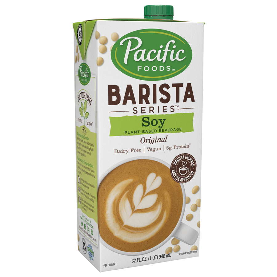 Pacific Foods - Barista Series - Soy Original