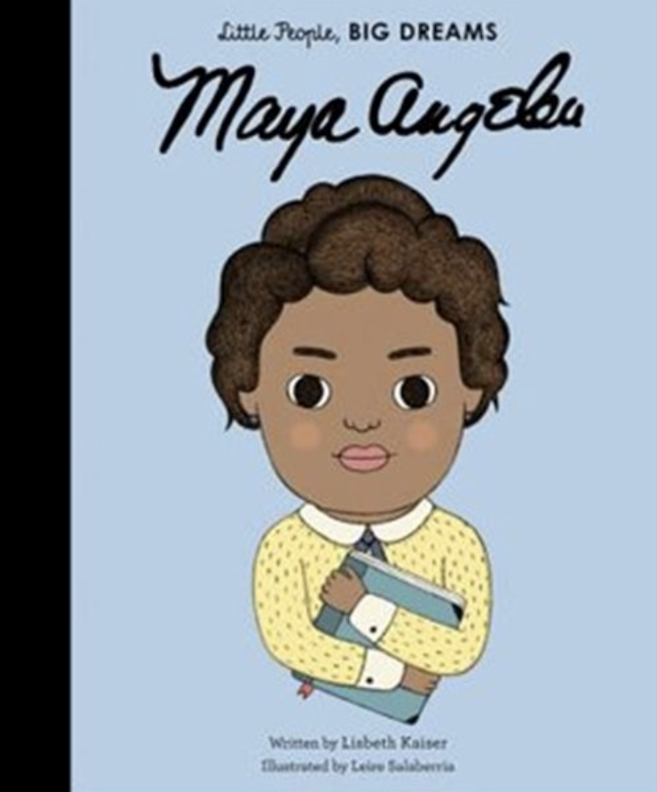 Hachette Book Group - Little People Big Dreams - Maya Angelou