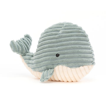 Jellycat - Cordyroy Whale medium