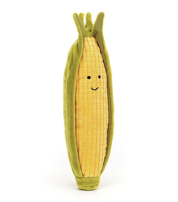 Jellycat - Vivacious Vegetable Sweetcorn