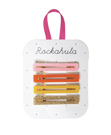 Rockahula - Retro Acrylic Bar Clips (Multi)
