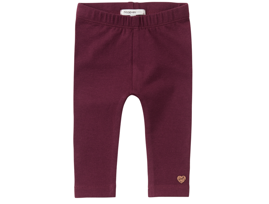 Noppies - Girls legging Cradock - Burgundy