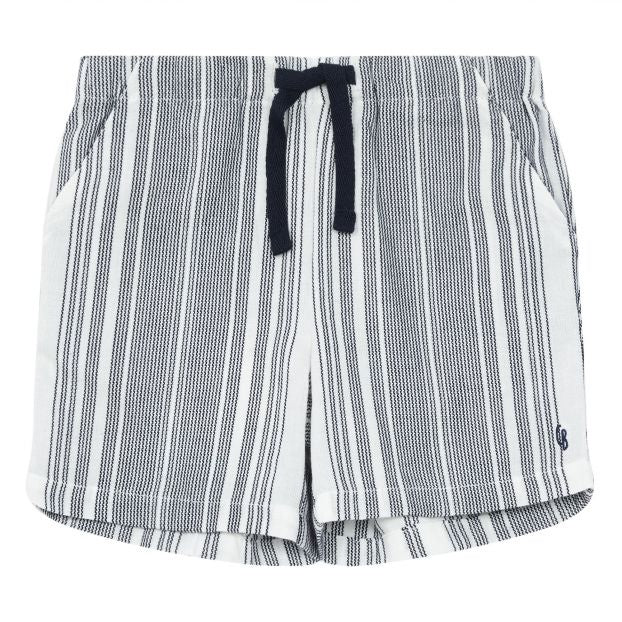 Carrement Beau - Stripe short