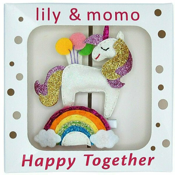 Lily & Momo - Happy Together Birthday Rainbow