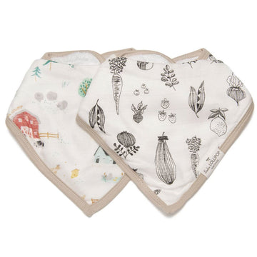 Lou Lou Lollipop - Bandana BIb Set