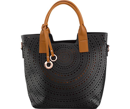 Super Cool Black Casual Hand Bag